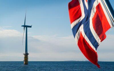 Kappløpet om flytende havvind er nå i gang − vil Norge være med?